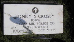 Bonny S Crosby