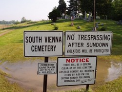 South Vienna Cemetery