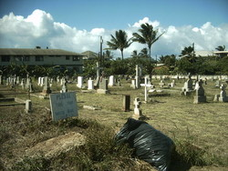 Kuau Catholic Cemetery