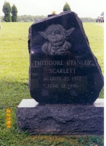 """Theodore Stanley """"Stan"""" Scarlett"""