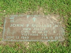 "John Proctor ""Buddy"" Qualles, Jr"