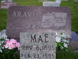 Mae <I>Clark</I> Arave