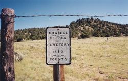 Cleora Cemetery