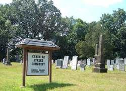 Cheshire Street Cemetery