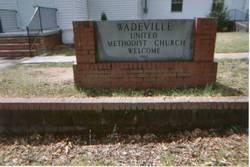 Wadeville United Methodist Church Cemetery