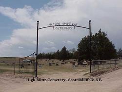 High Butte Cemetery