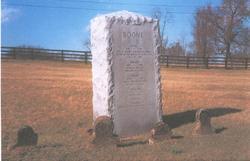 Samuel Boone Sr.
