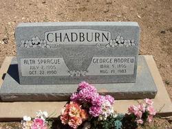 Alta <I>Sprague</I> Chadburn
