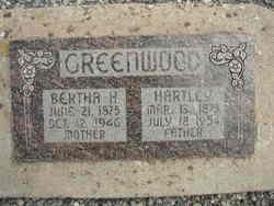 Hartley Greenwood