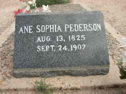 Ane Sophia Pederson