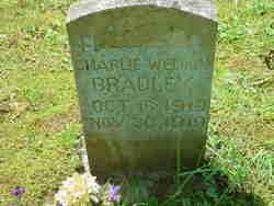 Charlie Weldon Bradley