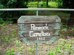 Rimrock Cemetery