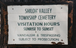 Shiloh Valley Cemetery