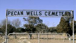 Pecan Wells Cemetery