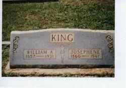 Josephine P.  (Josie) <I>Dudley</I> King
