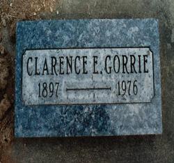 Clarence E Gorrie