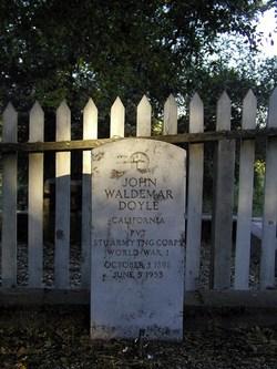 John Waldemar Doyle