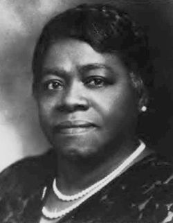 Dr Mary Jane <I>McLeod</I> Bethune