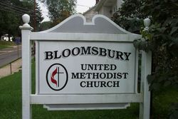 Bloomsbury Methodist Churchyard