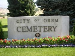 Orem City Cemetery