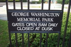 George Washington Memorial Park