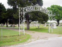 Kosse Cemetery
