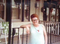 "Mildred E. ""Dolly"" <I>Feist</I> Kratzer"