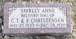 Shirley Anne Christensen