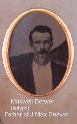 Maxwell Wilson Deaver
