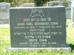 Emil Bernard Cohn
