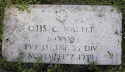 Otis Clyde Walter
