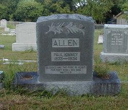 Paul Kinney Allen
