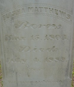 Elisha Matthews