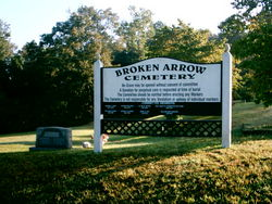 Broken Arrow Community Cemetery