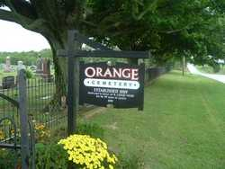 Orange North Cemetery