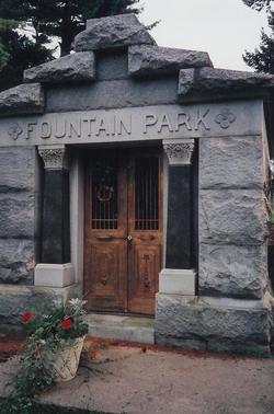 Fountain Park Cemetery