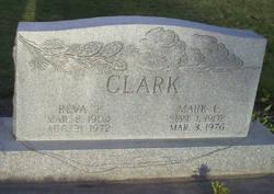Reva <I>Thomson</I> Clark