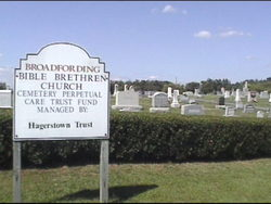 Broadfording Cemetery