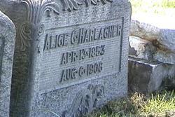 Alice G. <I>Heft</I> Harlacher