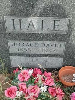 Ella M. Hale
