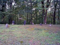 Moonville Cemetery