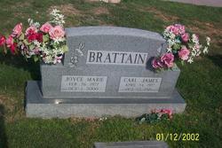 Joyce Marie <I>Daniel</I>  Brattain Lee