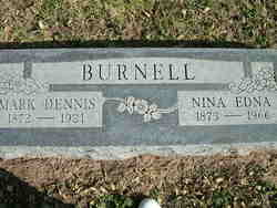 Nina Edna Burnell