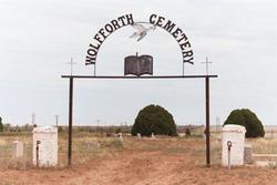 Wolfforth Cemetery