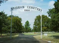 Brigham Cemetery