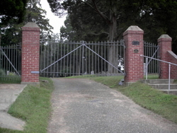 Shiloh Cemetery Old