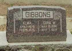 Alma Gibbons