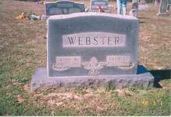 Lillie Lavator <I>Chambers</I> Webster