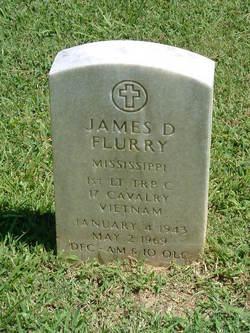 Lieut James D. Flurry
