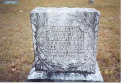 Harriet A <I>Dowty</I> Cartwright